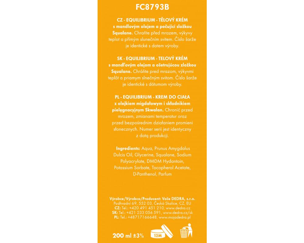 FC8793S-4 dielna darčeková sada LA COLLECTION privée equilibrium
