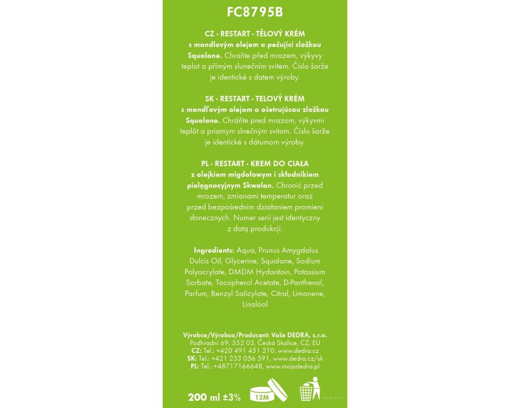 FC8795S-4 dielna darčeková sada LA COLLECTION privée reštart