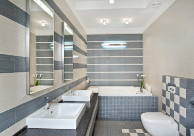 Kúpelňa a WC