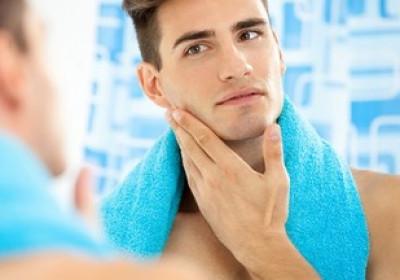 Gély po holení