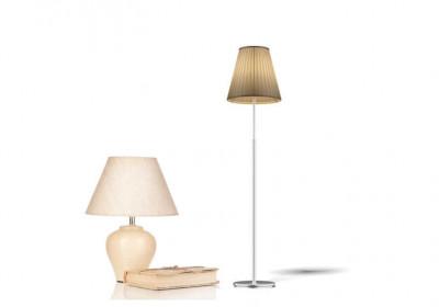 Stolné a stojace lampy