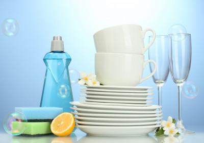 Umývanie riadu