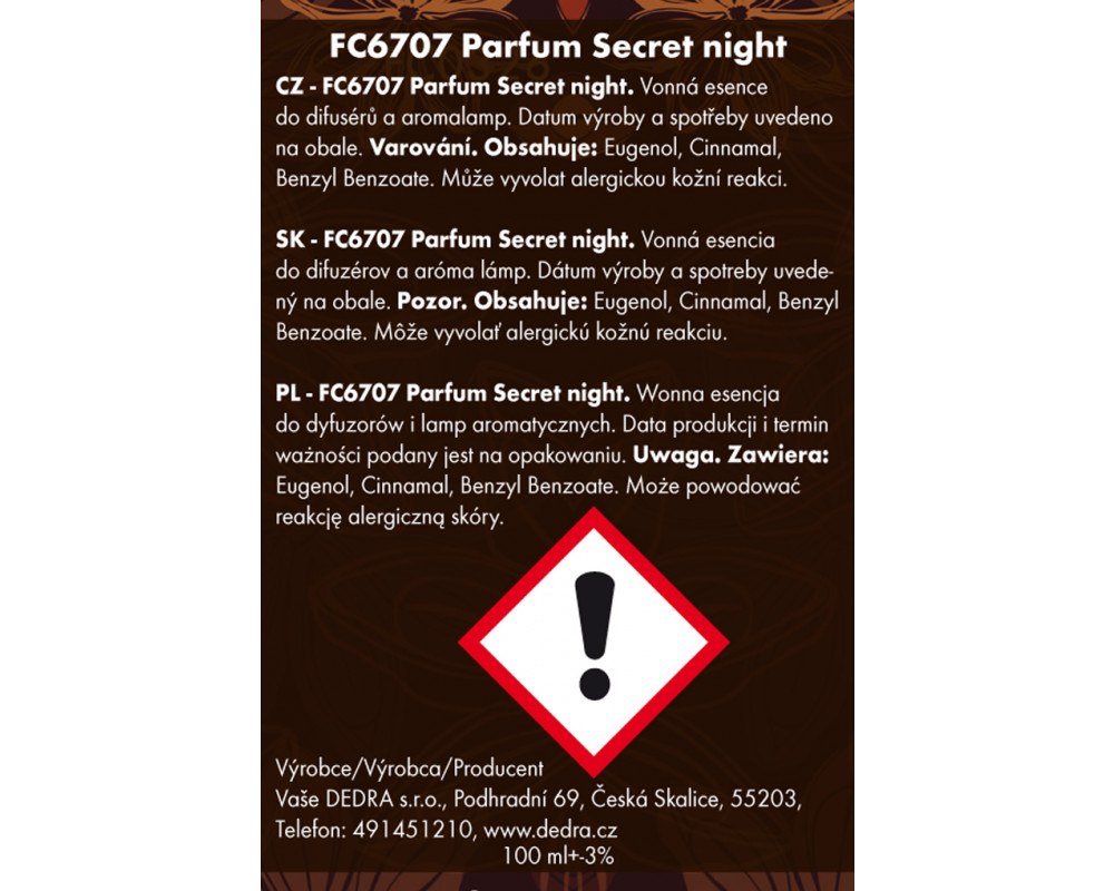 CP0305-Darčeková sada parfum essence